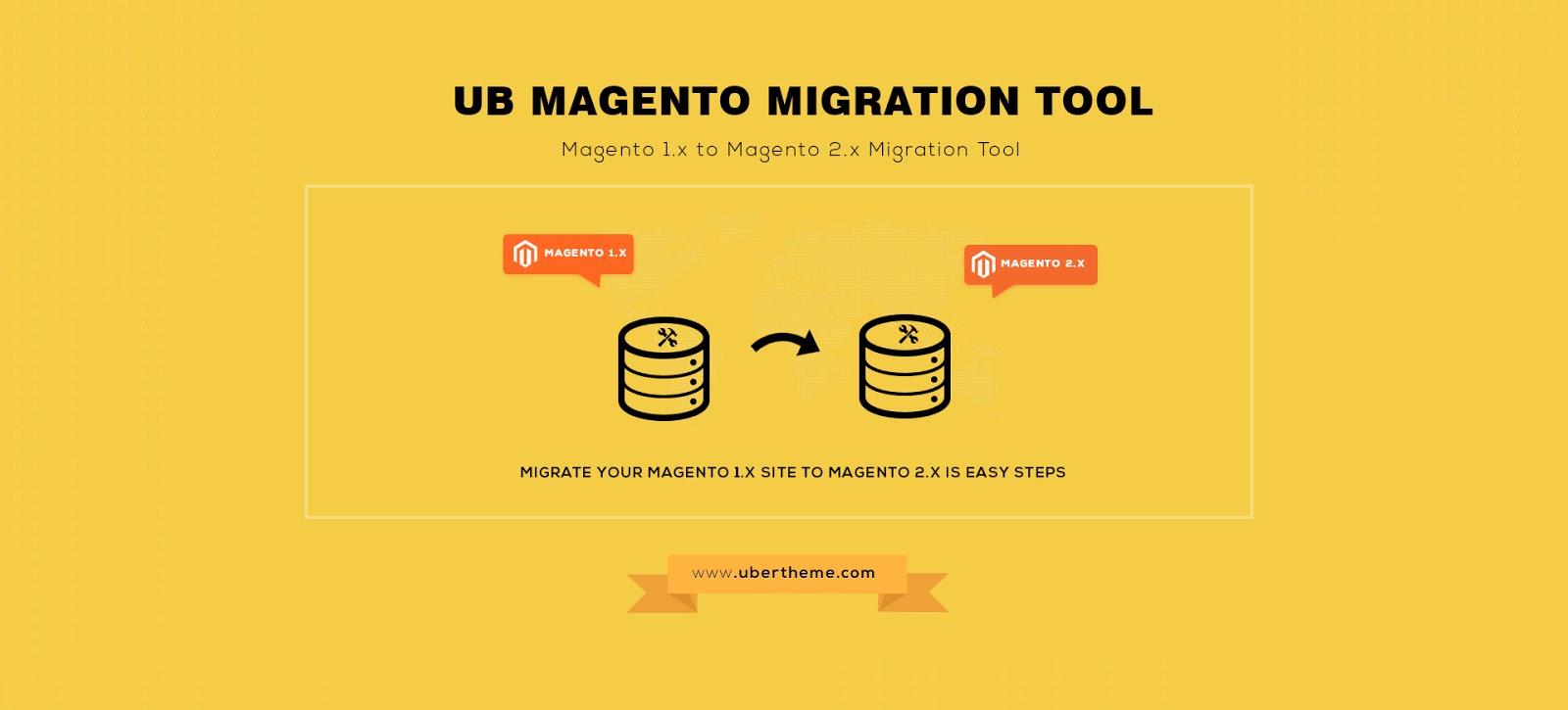 UB Magento Migration Tool