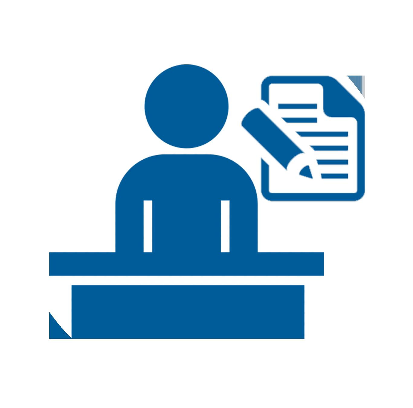 Seller Registration Icon