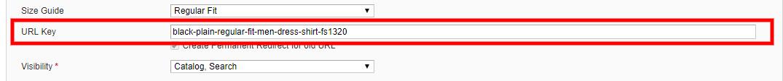 Set SEO optimized URL key For Magento 1