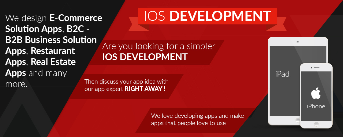 IOS Development Banner